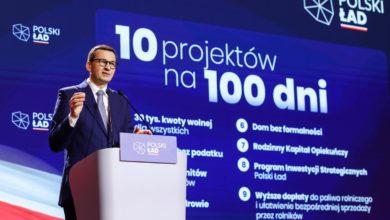 Photo of PiS: 10 projektów na 100 dni. Harmonogram wdrażania Polskiego Ładu
