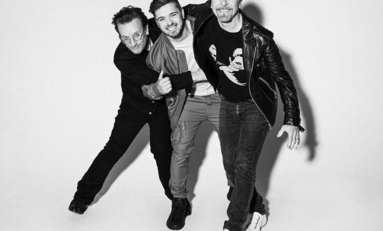 "Photo of Martin Garrix, Bono i The Edge. Nowy remiks hymnu UEFA EURO 2020 ""We Are The People"""