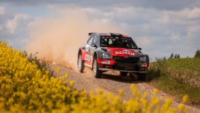Photo of Rally Žemaitija 2021. Mikołaj Marczyk zwycięża w Rajdowych Samochodowych Mistrzostwach Polski