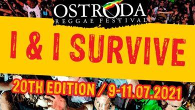 Photo of Ostróda Reggae Festival 2021: I & I SURVIVE! Znamy artystów