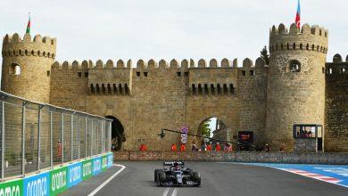 Photo of F1. GP Azerbejdżanu wygrał Sergio Perez