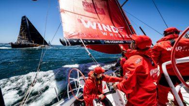 Photo of The Ocean Race Europe: niesamowity finisz wyścigu Cascais – Alicante. Sailing Poland na podium