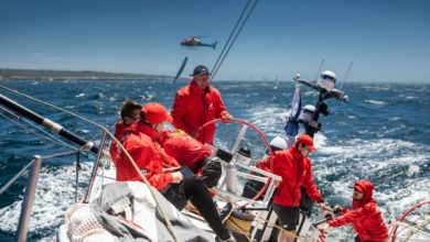 Photo of The Ocean Race Europe 2021: Sailing Poland na 3. miejscu w Cascais