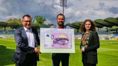 Photo of Niespodzianka na 50-lecie MKS Miedzi Legnica. Inne najciekawsze banknoty 0 euro