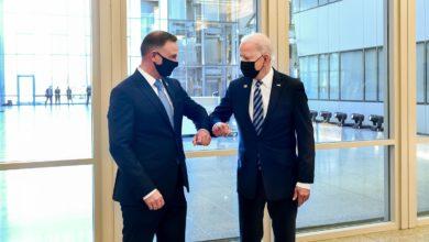 Photo of Bruksela. Szczyt przywódców krajów NATO. Andrzej Duda rozmawiał z prezydentem USA Joe Bidenem