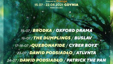 Photo of Gdynia. Kolejni artyści dołączają do Open'er Park 2021
