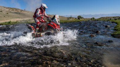 Photo of Rafał Sonik drugi w rajdzie Silk Way Rally 2021